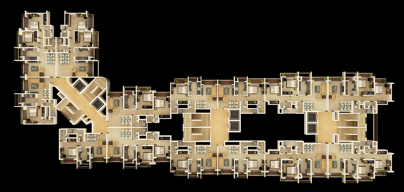 Unique Greens Floor Plan 4